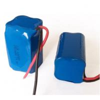 Wholesale Powerful 1500mAh Li-ion Battery Packs ICR18650-4S 14.4V , Golf Cart Battery Pack from china suppliers