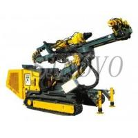 Wholesale Hydraulic Crawler Drills With High Rotation Speed for Double Motor Lifting Force 50KN from china suppliers
