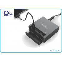 Wholesale 4 Ports 40W Qualcomm Quick Charge 3.0  USB Charging Station for Apple iPhone from china suppliers