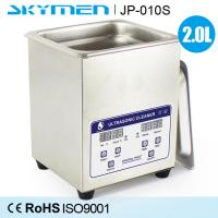 Wholesale 2L Digital Ultrasonic Cleaner 60W For Jewellery Ultrasonic Cleaning Device FCC from china suppliers