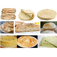 Wholesale Multifunctional Automatic Pizza Making Machine 1200 - 5400 Pcs/Hr For Similar Flatbread from china suppliers