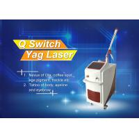Wholesale Stationary Q - Switched ND Yag Laser Tattoo Temoval Beauty Machine from china suppliers