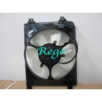 Wholesale N/M Certificated Electric Car Radiator Cooling Fan Assembly For Chevy Trucks / Cars from china suppliers
