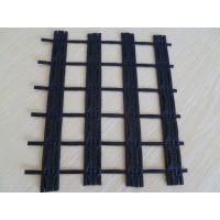 Wholesale OEM Service Asphalt Reinforcement Geogrid Warp Knitted Black Color Tear Resiatance from china suppliers