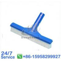 "Wholesale OEM and ODM 10"" Wall Brush, Spring handle brush , Swimming Pool Brush, T81 from china suppliers"