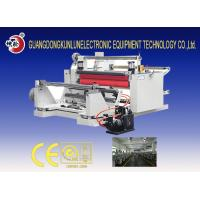 Wholesale 380v 50HZ Stretch Film Slitting Rewinding Machine for GlassPaperAdhesiveTape from china suppliers