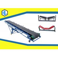 Wholesale Incline Container Loading Belt Conveyor Machine 270m³/H - 550m³/H Throughout from china suppliers
