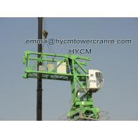 Wholesale QTP6020 Flat Top Tower Crane 60m 2.0t 10t Max.Load Pieces Mast Section from china suppliers