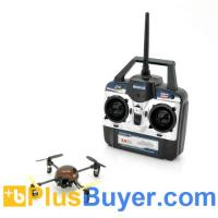 Wholesale Ladybird - 4 Channels RC Quad Copter with Gyro (2.4GHz, 50 Meter Range) from china suppliers
