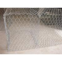 Wholesale galvanized aluminum alloy gabion mesh or PVC coated gabion mesh /netting from china suppliers