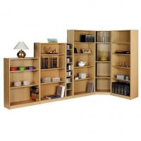 Wholesale Living Room Open Shelf Wooden Cube Bookcase , 15mm PB / MDF For Panel DX-132 from china suppliers