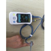 Wholesale Audio Multi-parameter Patient Monitor Handset Spo2 Temp Handheld Pulse Oximeter from china suppliers