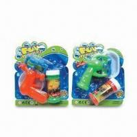 Wholesale Bubble Blower Set in Blister Cardboard, Outdoor and Funny Toy from china suppliers