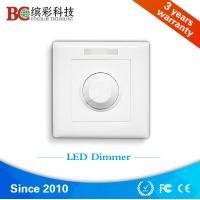 Quality Bincolor BC-321 DC 12V 24V single channel 10A wireless led light dimmer with switch knob for sale