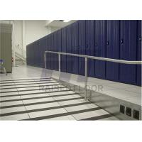 Wholesale Conductive Removable Access Raised Flooring Anti - Slip Raised Floor Ramp from china suppliers