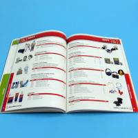 Wholesale High Quality Professional Catalogue Printing Service 105gsm / 128gsm / 157gsm from china suppliers
