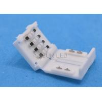 Wholesale RGB 5050 3528 / 2835 SMD 4 Wire Led Strip Connector With 30000 Hours Working Life Time from china suppliers
