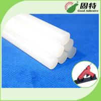 Wholesale EVA Light White Semi-Transparent Carton Sealing High-Grade Hot Melt Glue Stick Low Temperature Resistant from china suppliers