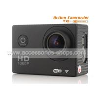 Wholesale Mini 12Megapixel HD 1080P Underwater 2.0inch WIFI Sports Camera Support 32G Card from china suppliers