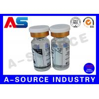 Wholesale Removable Pharmaceutical Bottle 10ml Vial Labels  Hologram Printing from china suppliers