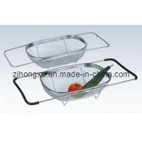 Buy cheap Stainless Steel Sink Basket (HXW-001) from wholesalers