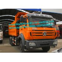 Wholesale 340/380 Hp 6X4 Heavy Duty Dump Truck Tipper Truck Front Lifting from china suppliers
