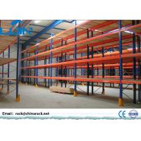 Wholesale High quality warehouse storage racks, heavy duty metal pallet shelf from china suppliers