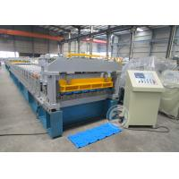 Wholesale 1200mm Alumoinium Coil Metal Roofing Roll Forming Machine Popular In Nigeria Market from china suppliers