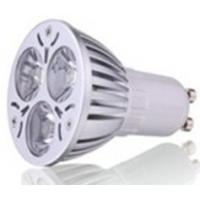 Quality GU10 E27 3W AC85 - 264V 50 * 53.50mm High Voltage Museums Led Spot Lighting Fixtures for sale