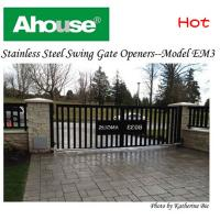 Wholesale Automatic swing gate operator , Ahouse from china suppliers
