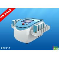 Wholesale 130mw Smartlipo Diodes Lipolaser Slimming Machine 8'' Display , 176 Mitsubishi Diodes from china suppliers