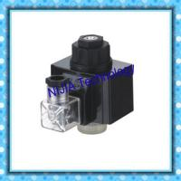Wholesale Yuken Solenoid Coil for Hydraulic Solenoid Directional Control Valve DSG-02-2B2L-LW-DC12V from china suppliers