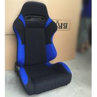 Wholesale JBR1042 Easy Installation Sport Racing Seats With Adjuster / Slider Car Seats from china suppliers