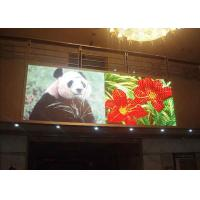 Wholesale Dynamic 1R1G 220V / 110V 60HZ Frame Frequency P6.4 Indoor HD Stage Led Screens from china suppliers