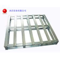 Wholesale Storage Euro Standard Size Galvanized Steel Pallets , Two way and 4 way pallet from china suppliers