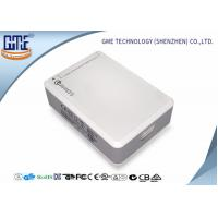 Wholesale White 6 Port Desktop  Power Supply with USB 50 w Quick Charger UL CE FCC from china suppliers
