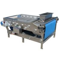 Wholesale Fruit Juice Belt Press Filter Stainless Steel With Pneumatic Drive from china suppliers