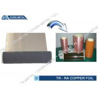 Wholesale Surface Roughness Treated RA Copper Foil for FCCL with Single Shiny Side from china suppliers