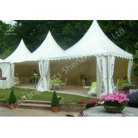 Wholesale Top Commercial Event high peak marquees Mixed German and French Style from china suppliers