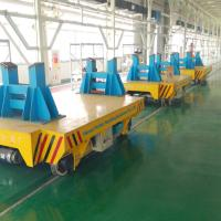 Quality electric equipment coil transfer car applied in industrial plant for sale