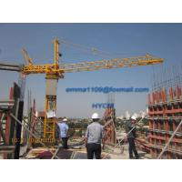 Wholesale 12M Working Jib Inner Climbing Tower Crane 0.5t Tip Load Capacity from china suppliers