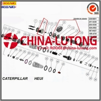 Wholesale cat 1160 injectors cat 3126 fuel system fits for Caterpillar C16 engine from china suppliers