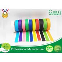 """Wholesale 3/4"""", 1"""", 1.5"""", And 2"""" Widths Black Crepe Masking Tape For Automotive / Window from china suppliers"""