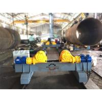 Wholesale Hydraulic adjustable wind tower rotator rollers motorized moving Fit Up Welding from china suppliers