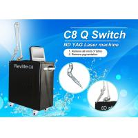 Wholesale Newest High Quality Q - Switched ND Yag Laser  Tattoo / Pigmentation Removal Machine from china suppliers