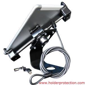 Wholesale Tablet security lock desktop adjustable multi-angle display rack bracket from china suppliers