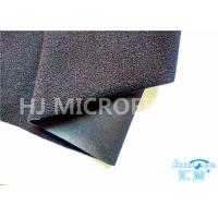 Wholesale Matt Black Strong Adhesive loop nylon fabric Cloth For Home Appliance from china suppliers