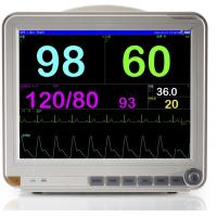 Wholesale 15 Inch Portable Multi-parameter Patient Monitor with ECG , RESP , NIBP,TEMP,HR from china suppliers