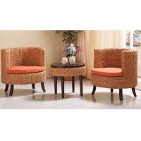 Wholesale rattan chair table set, living room chair table set, classic chair coffee table, #1137 from china suppliers