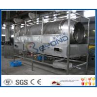 Buy cheap Fruit Juice Processing Fruit Washing Equipment , Fruit And Vegetable Purifier from wholesalers